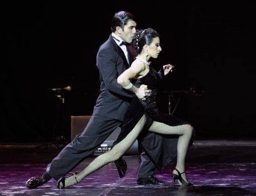 Sí, hay festival de tango, virtual