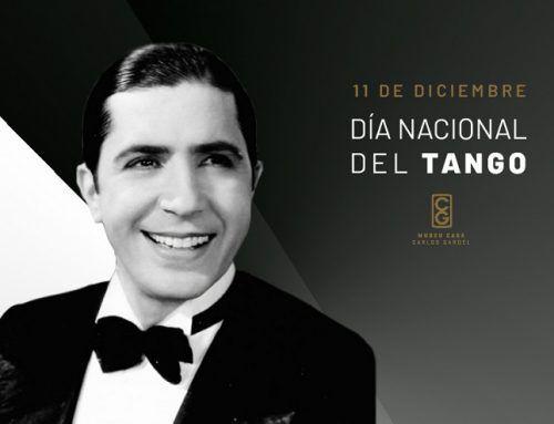 Celebraciones por el Día Nacional del Tango 2020