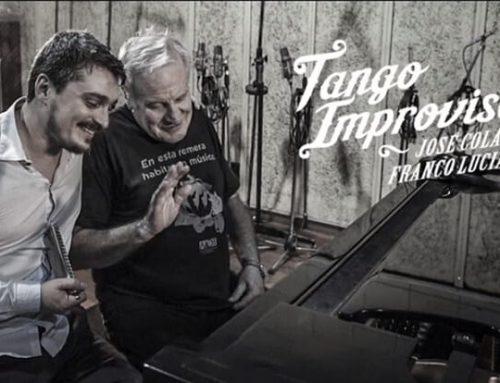 "Colángelo – Luciani: ""Tango Improvisado"""