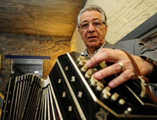 El bandoneón, la música y el legado: murió Raúl Jaurena, un embajador del tango