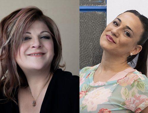 Sandra Luna y Johana Copes en la próxima edición de Inspiradoras: mujeres que reflexionan