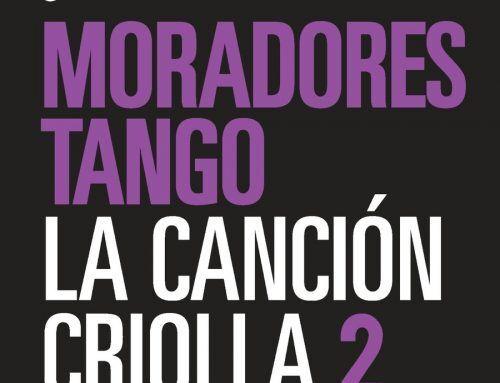 Moradores Tango Lanzamiento EP En Vivo viernes 05/02/2021