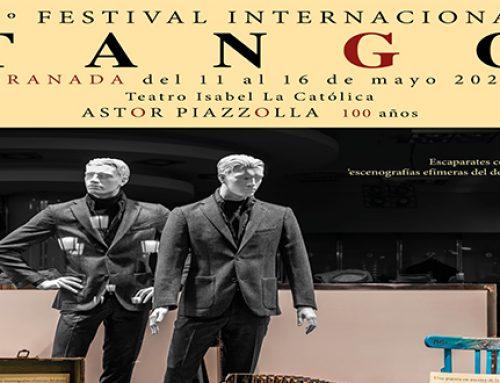 El 33 Festival Internacional de Tango llega a Granada en mayo