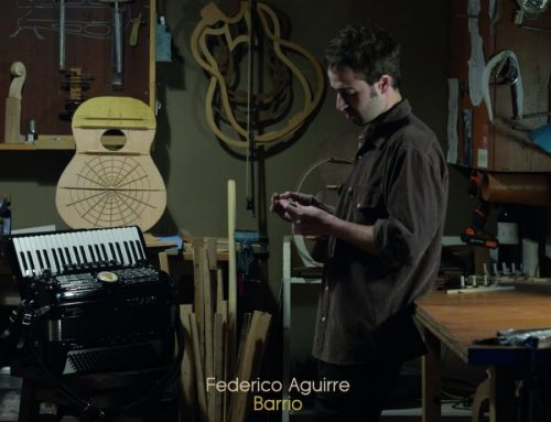 Federico Aguirre presenta Barrio