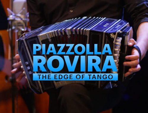 El conjunto belga Sonico presentará Piazzolla-Rovira: The Edge of Tango, su último disco