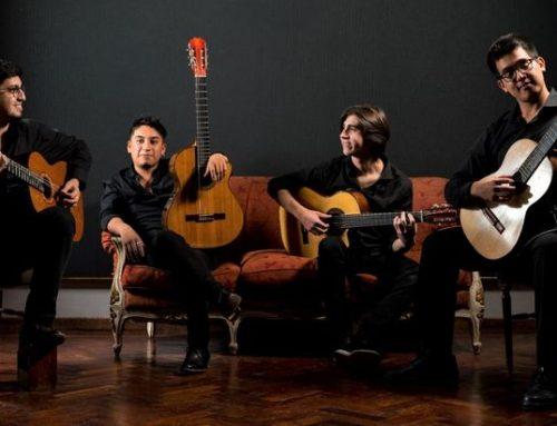 """Da Capo Ensamble de Guitarras presenta """"La historia del tango"""""""