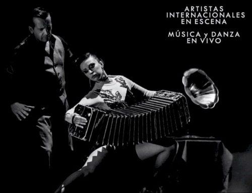 Tercera Edición del Festival Internacional de Tango de Valencia